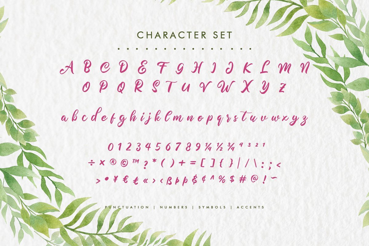 Meliana-Handwritten-Script-Font-4