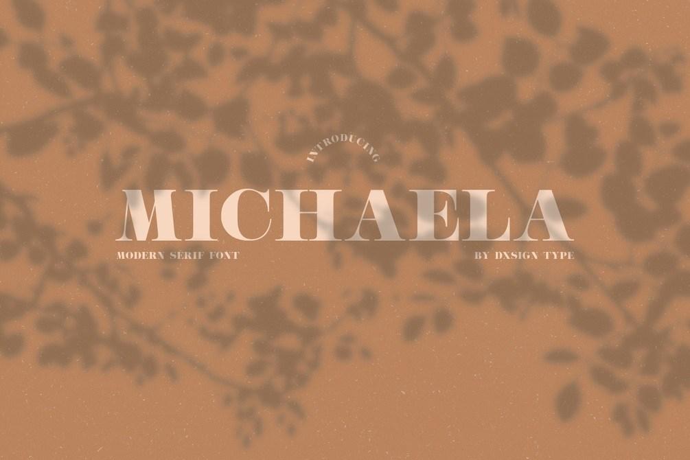 Michaela-Modern-Serif-Typeface-1