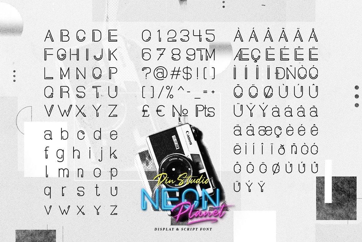 Neon-Planet-Display-Typeface-4