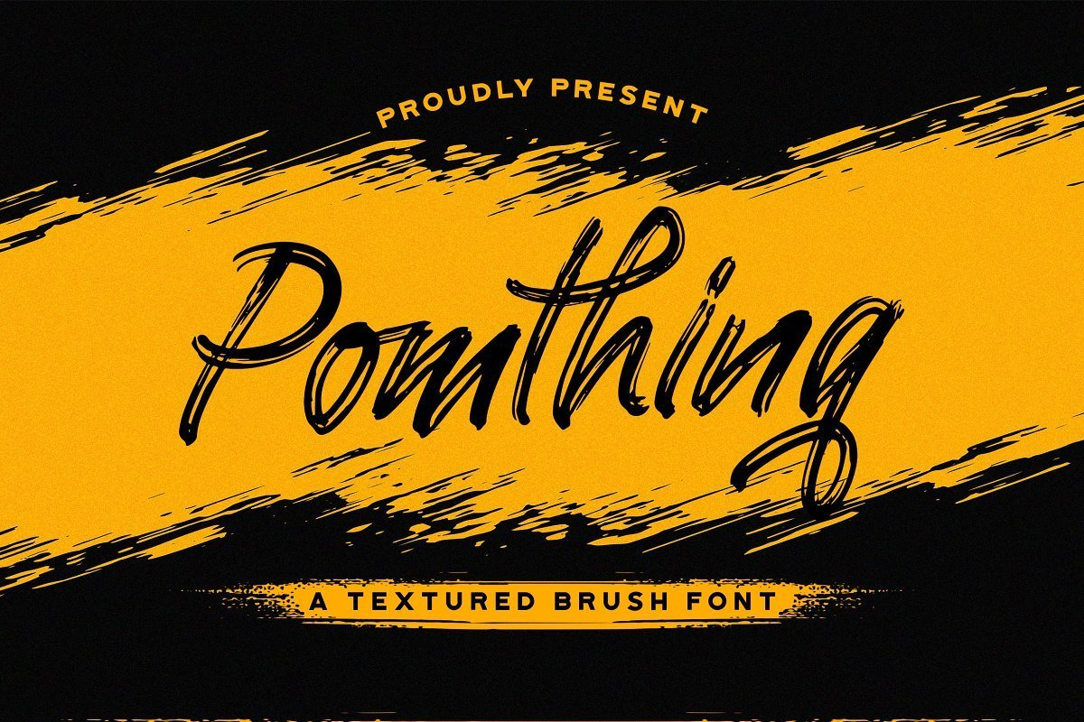 Pomthinq-Brush-Script-Font-1