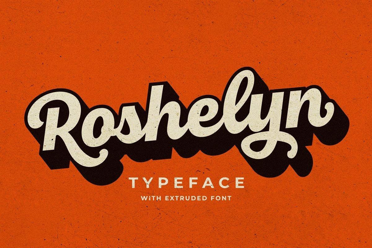Roshelyn-Bold-Script-Font-1