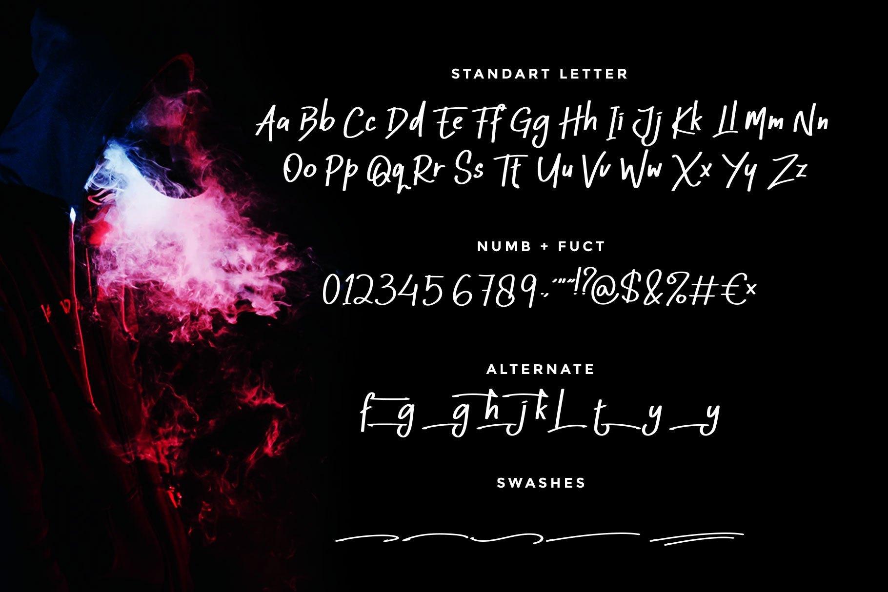 Rosther-Bold-Script-Font-3