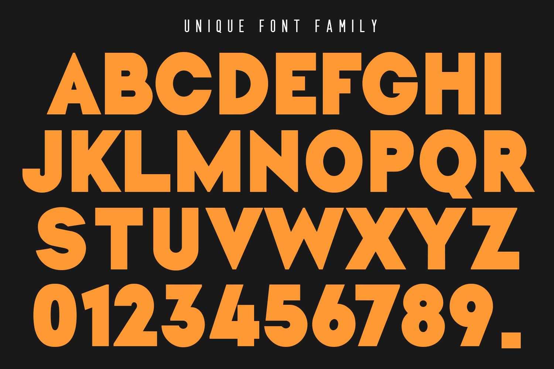 Unique-Sans-Serif-Font-2