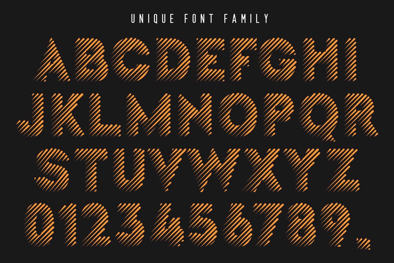 Unique-Sans-Serif-Font-3