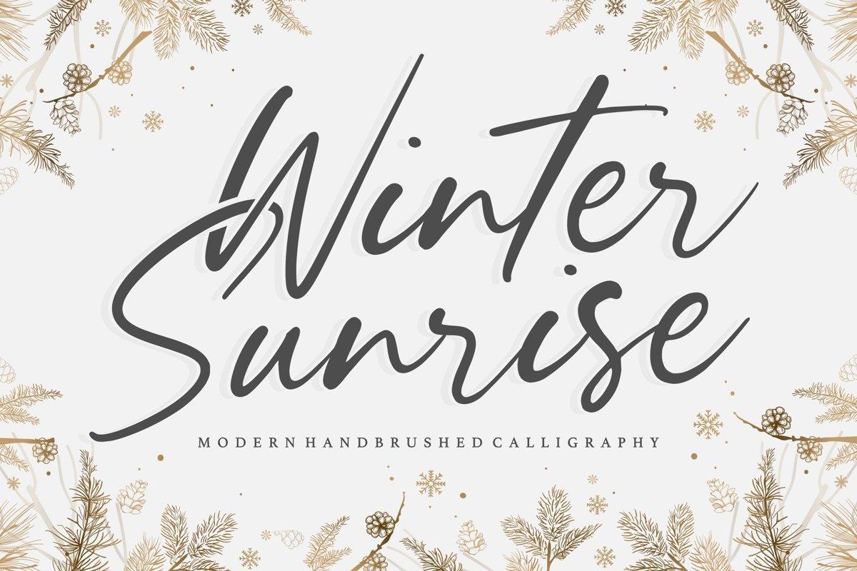 Winter-Sunrise-Handwritten-Script-Font-1
