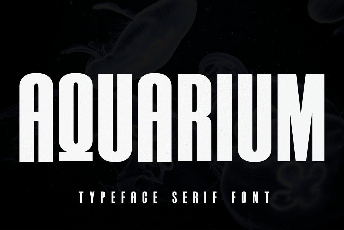 Aquarium-Sans-Serif-Typeface