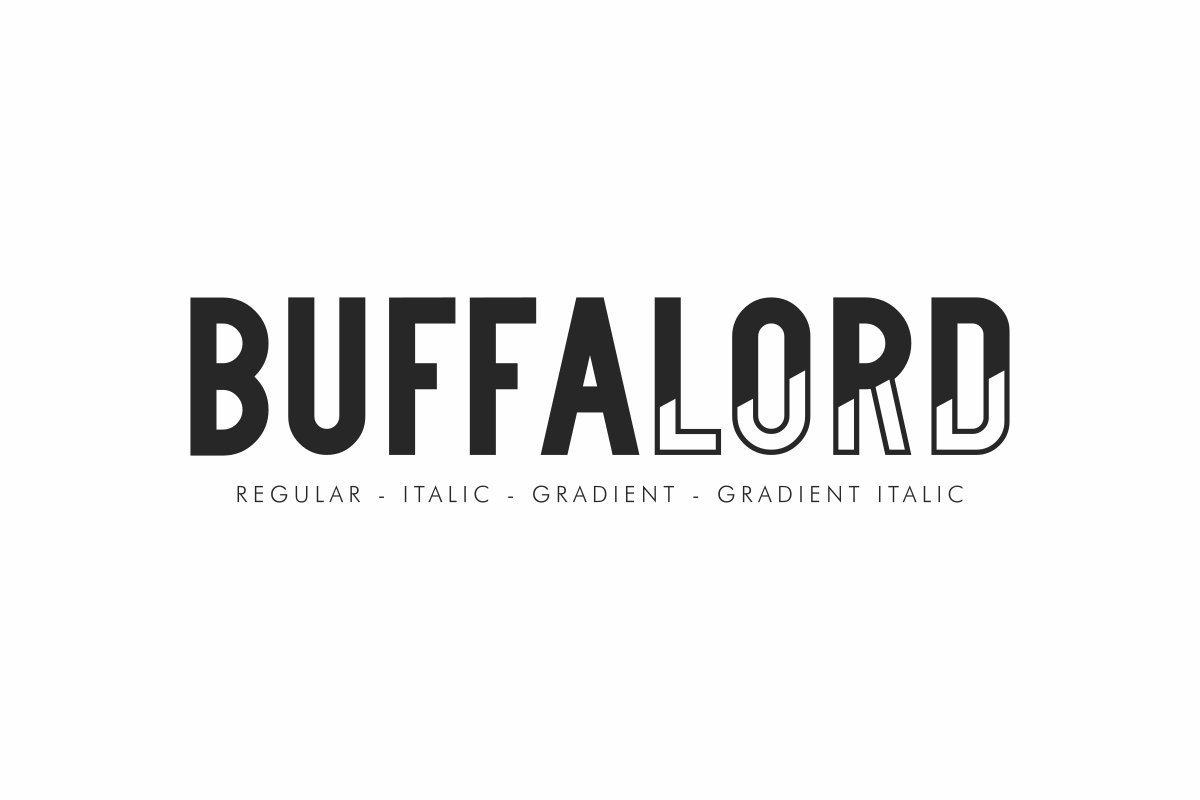 Buffalord-Sans-Serif-Font
