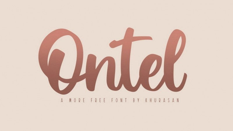 Ontel-Bold-Script-Font-1