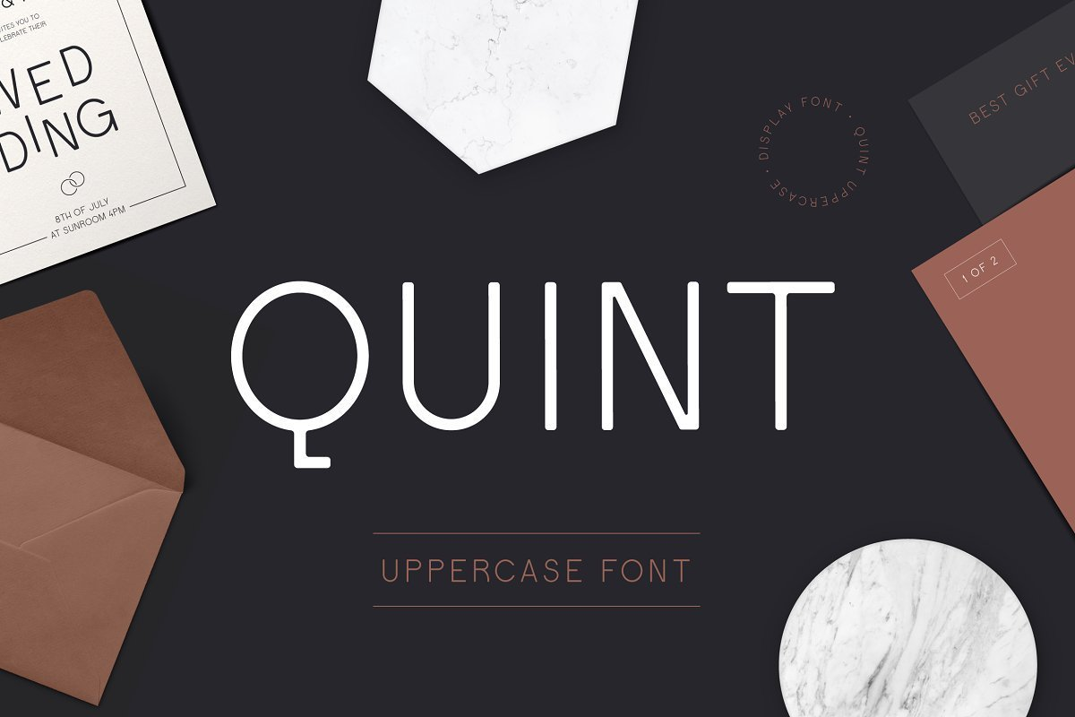 Quint-Uppercase-Sans-Serif-Font